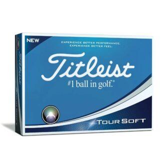 Pelotas Titleist Tour Soft